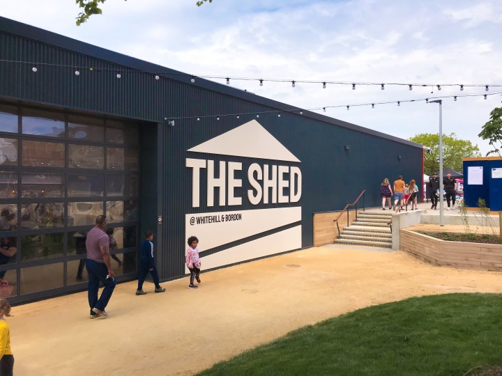The Shed at Whitehill & Bordon