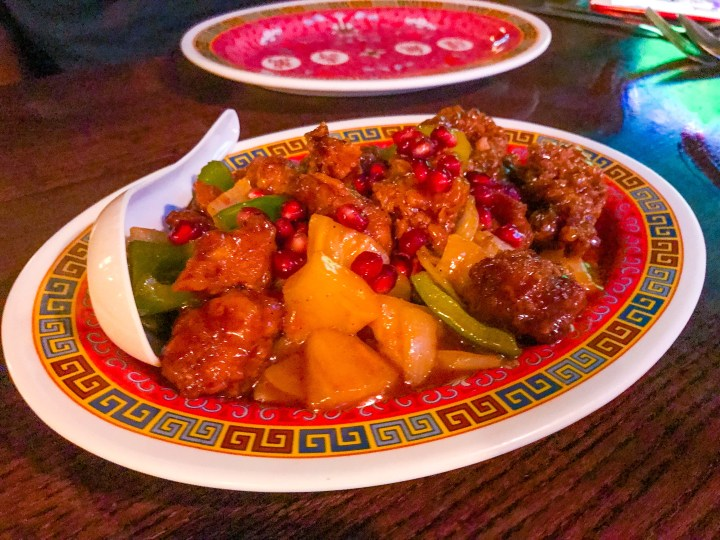 The Sweet and Sour at Lucky Lychee