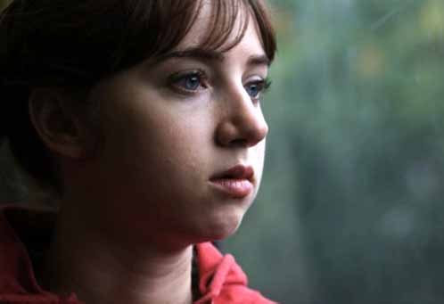 Zoe Kazan in The Exploding Girl