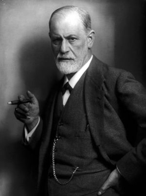 Freud, photographed in 1922 by Max Halberstadt. Photo courtesy of Wikimedia Commons