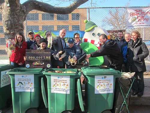 Food waste: Public composting in New York City. From the grownyc.com website