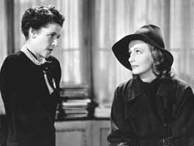 Ruth Gordon and Garbo