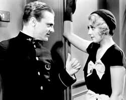 Cagney and Blondell in Blonde Crazy