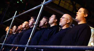 The Gay Men's Choir of Tuscan