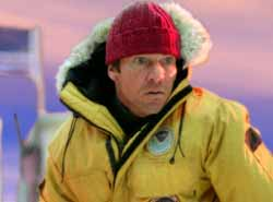 Dennis Quaid in The Day After Tomorrow