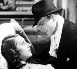 G-Men: Ann Dvorak and James Cagney