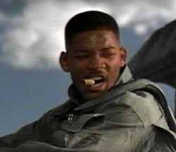 Smith in Independence Day