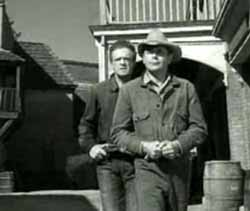 Van Heflin and Glenn Ford in Daves's 3:10 to Yuma