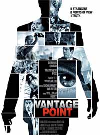 Vantage Point poster