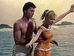 James Darren and Sandra Dee