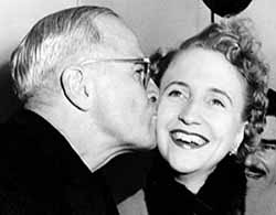 Harry and Margaret Truman