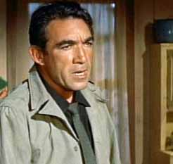 Anthony Quinn in The River's Edge