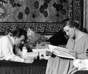 Fritz Lang and Thea von Harbou