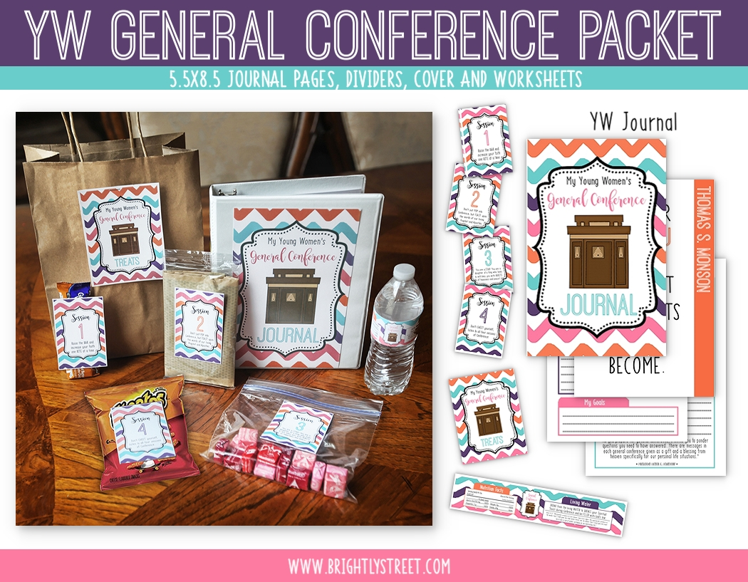 General Women S Conference Invite And Ideas To Help Young