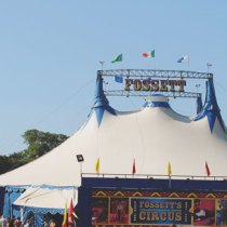 Circus photo irish