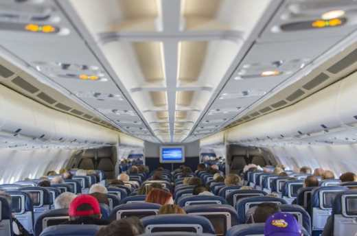 Flying for the first time - choose you seat