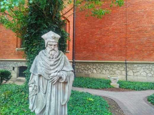 Jagiellonian University Professors' Garden