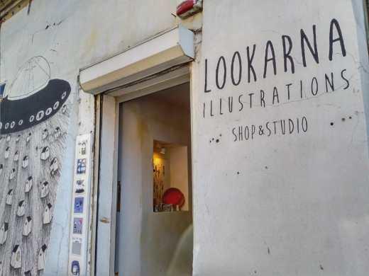 Lookarna Illustrations Krakow
