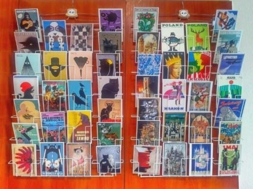 Poster Gallery Dydo - postcards