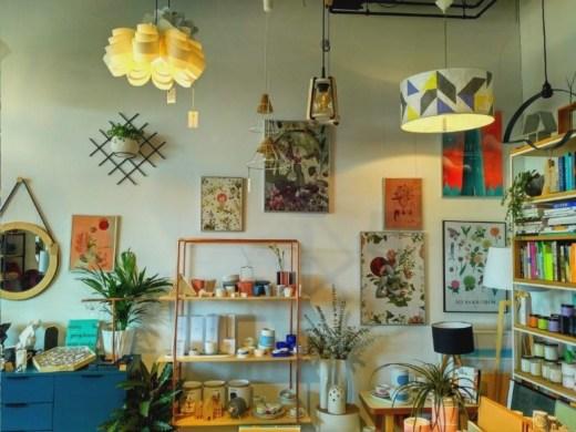 Rzeczy Same Design Shop in Krakow