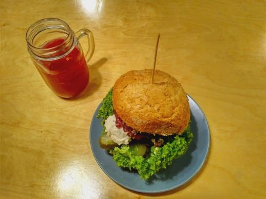 Vegan Burgers in Krakow - Nova Krova