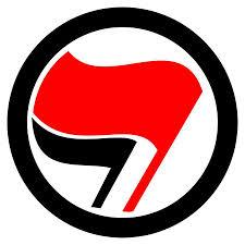 Left Wing Antifascist logo