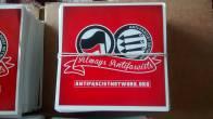AFN Stickers, £1 for 10 plus P&P (minimum order 50)