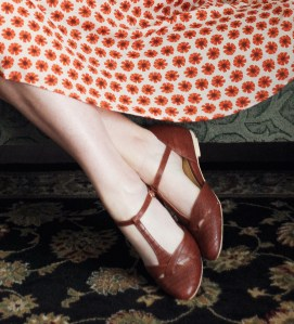Vintage Style Blog: reproduction vintage shoes