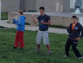 Wing Chun Training 2014 05 06_0013