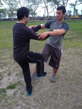 Wing Chun Training 2014 05 15_06