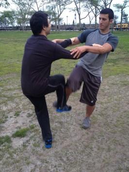 Wing Chun Training 2014 05 15_09