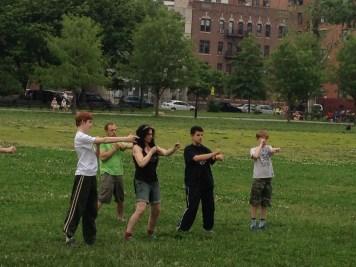 Wing Chun Training 2014 05 27_03