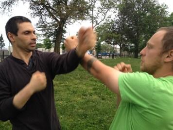 Wing Chun Training 2014 05 27_14