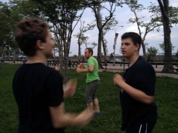Wing Chun Training 2014 05 27_25