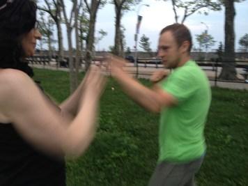 Wing Chun Training 2014 05 27_27