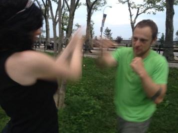 Wing Chun Training 2014 05 27_28