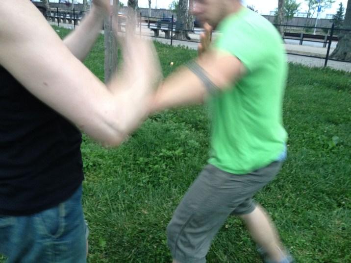 Wing Chun Training 2014 05 27_31