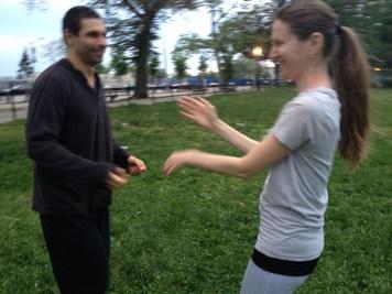 Wing Chun Training 2014 05 27_35