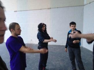 Wing Chun Training 2014 05 29_33