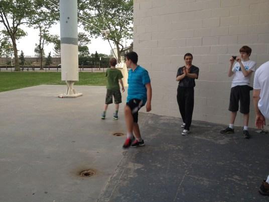 Wing Chun Training 2014 06 03_05