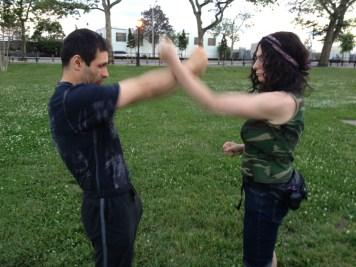 Wing Chun Training 2014 06 05_04