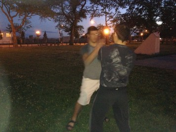 Wing Chun Training 2014 06 05_06