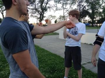 Wing Chun Training 2014 06 10_02