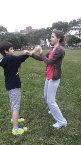 Wing Chun Training 2014 06 12_02