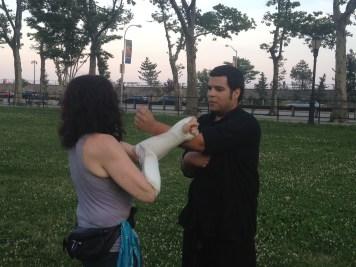 Wing Chun Training 2014 06 17_08