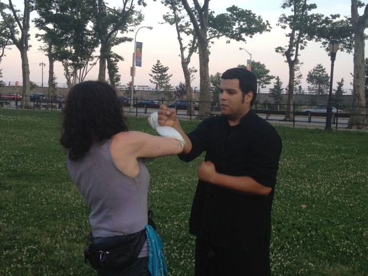 Wing Chun Training 2014 06 17_09