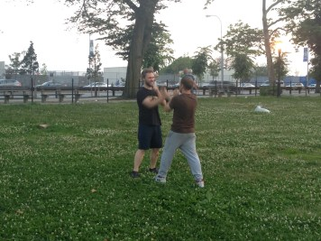 Wing Chun Training 2014 06 17_19