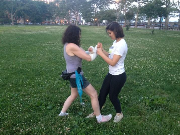Wing Chun Training 2014 06 17_23