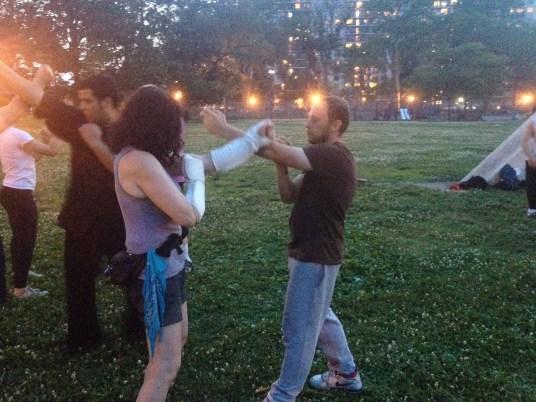 Wing Chun Training 2014 06 17_27