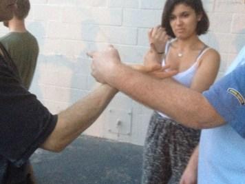 Wing Chun Training 2014 06 19_11